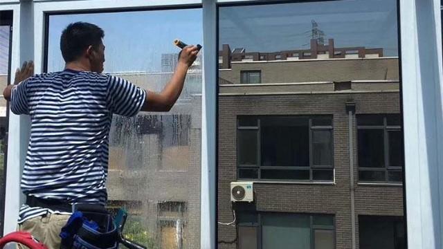 建筑玻璃贴膜的三大功能