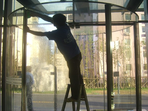 玻璃贴隔热保温膜案例