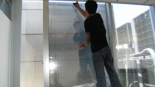 玻璃防爆膜