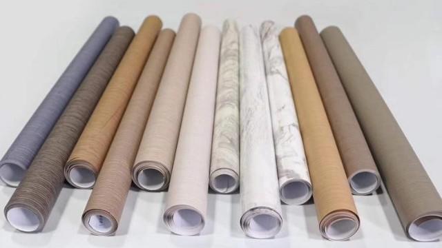 木纹装饰膜