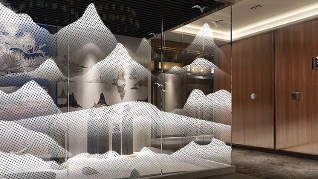 室内玻璃装饰膜的作用有哪些?