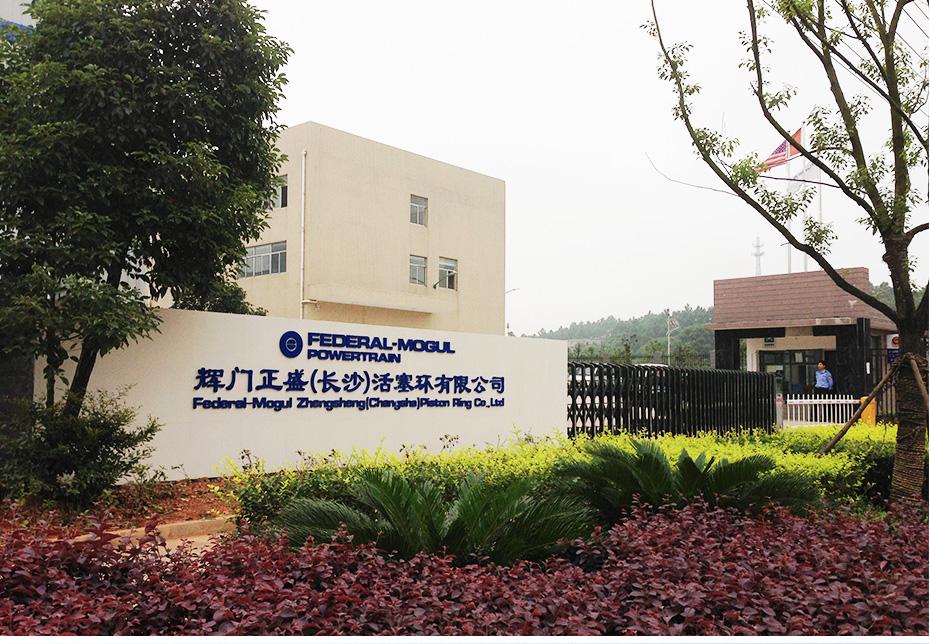 菲特尔莫古中国工厂蓝色贴膜案例