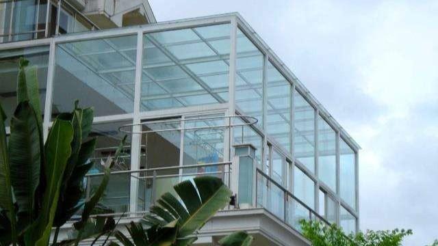 阳光房玻璃贴膜