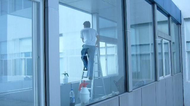 建筑玻璃贴膜的分类有哪些?