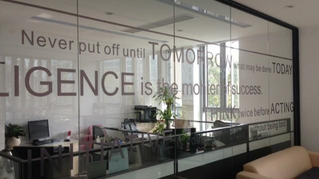 建筑玻璃膜贴与不贴的区别有哪些?