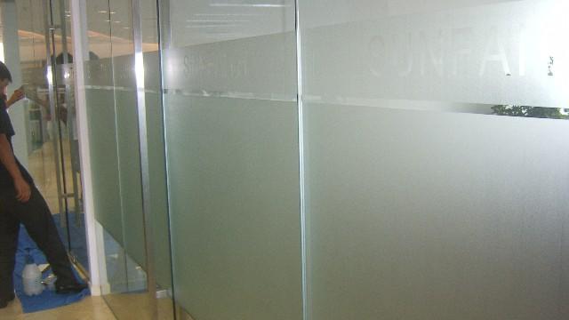 上海玻璃贴膜的各大作用及相对应的适用场所